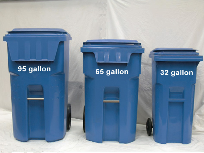 Image Result For Gallon Recycling Bin